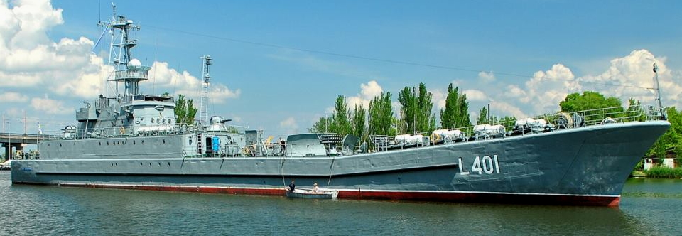 In Mykolaiv completed repair of L401 Yuri Olefirenko