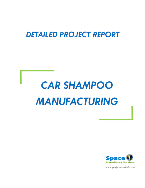 Project Report on Car Shampoo Manufacturing
