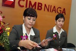 Info Terkini Besaran Gaji Pegawai Bank CIMB Niaga
