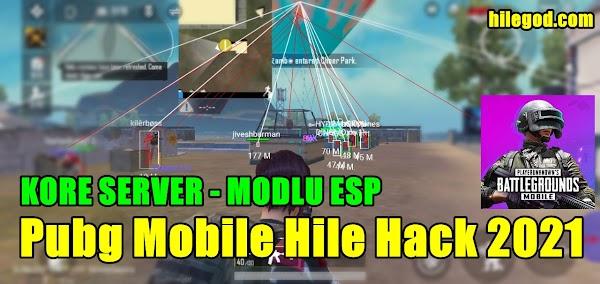 Pubg Kore 1.3 Hile Hack ESP Mod APK Hilesi İndir 2021