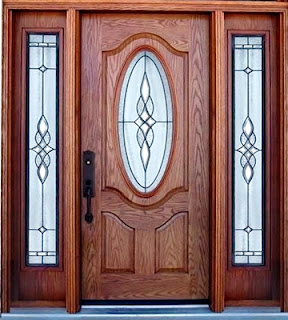 Kumpulan Contoh gambar Model Desain kusen kayu jati Jendela dan pintu untuk rumah minimalis.