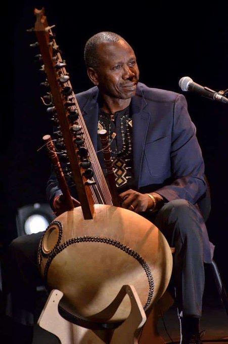 Malian musician Ballake Sissoko says US customs broke his kora
