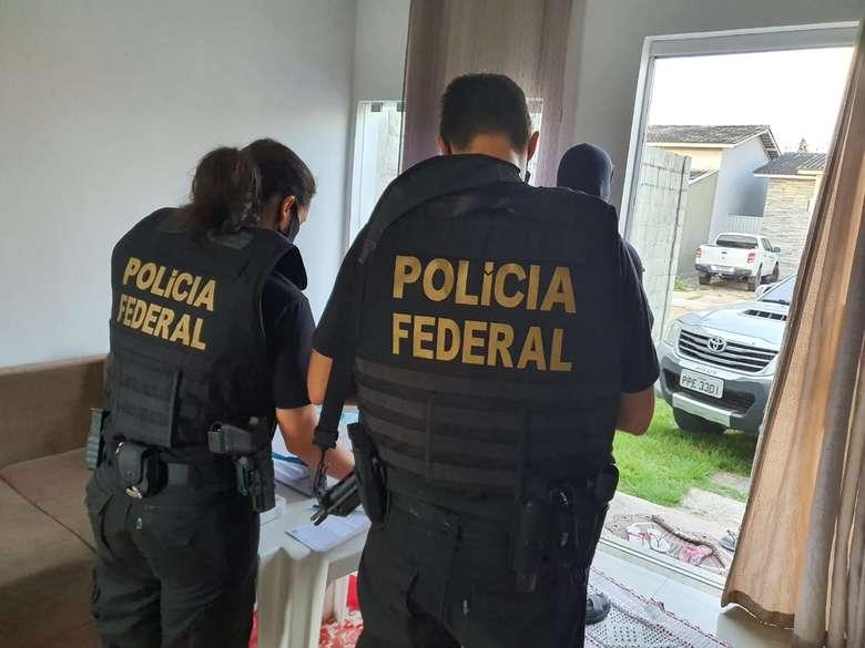 PF deflagra operação contra  grupo que fraudava licitações em municípios do Pará