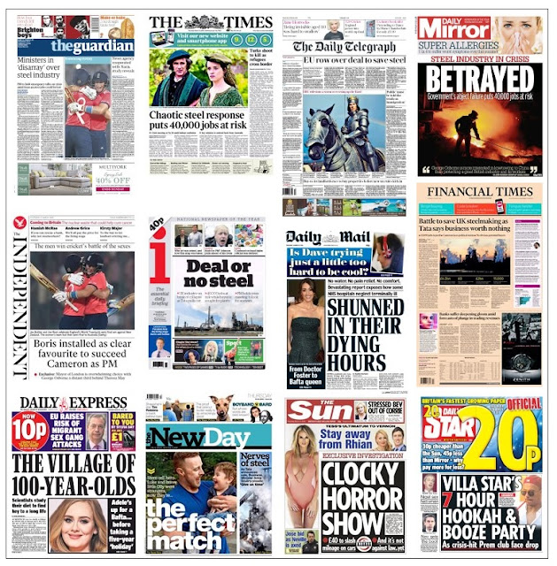 front pages 31-03-16