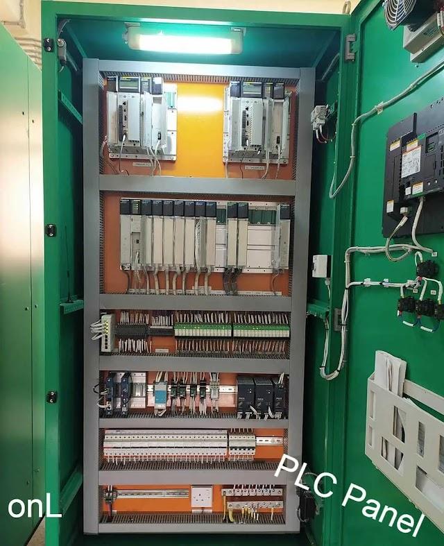 PLC Panel (Programmable Logic Controller Panel)