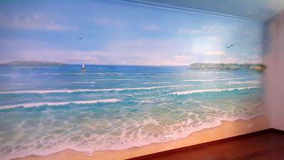 Malarstwo ścienne, artystyczne malowanie ścian, malowanie obrazów na ścianach, graffiti artystyczne, murale 3D