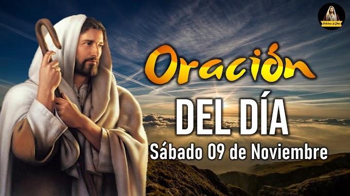 Evangelio De Hoy Sábado 9 de Noviembre
