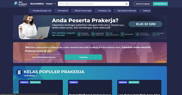 Siap Kerja di Kedai Kopi: Belajar Bikin Kopi Kekinian ala Barista (Peracik Kopi) - www.killAcademy.com   www.Prakerja.go.id