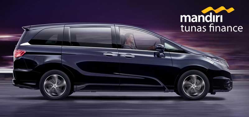 Kredit Mobil Honda Odyssey Bandung 2016