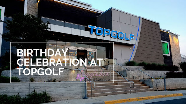 birthday fun, family fun in Northern Virginia, TopGolf, TopGolf Loudoun, family friendly to play golf,