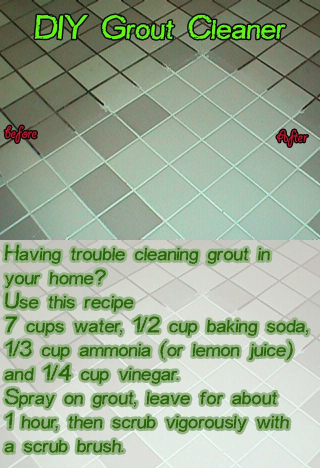 Astute Homestead Diy Grout Cleaner
