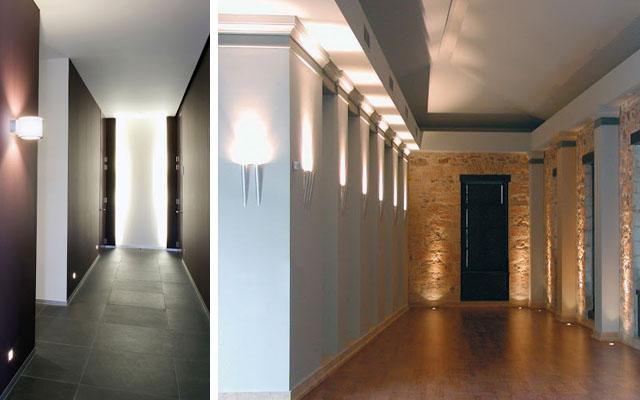 Marzua c mo iluminar el pasillo - Iluminacion de pasillos ...