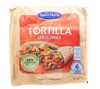 Santa María tortillas