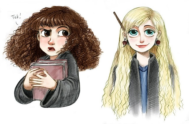 Why We Need More Luna Lovegoods And Hermione Grangers