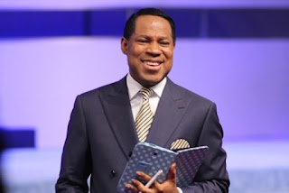 Pastor Chris Oyakhilome Gets Private Jet As Gift From Members Of His Church