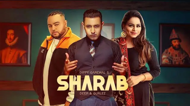 Gippy Grewal - Sharaab Lyrics In Hindi | Gurlez Akhtar