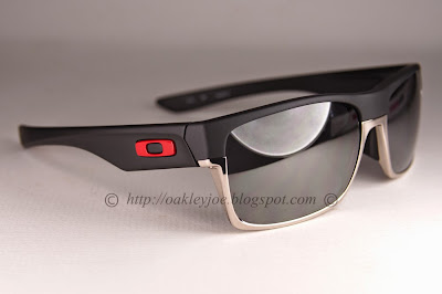e1abe073898fe OO9256-08 Twoface Scuderia Ferrari asian fit  290 matte black + black  iridium lens pre coated with Oakley hydrophobic nano solution