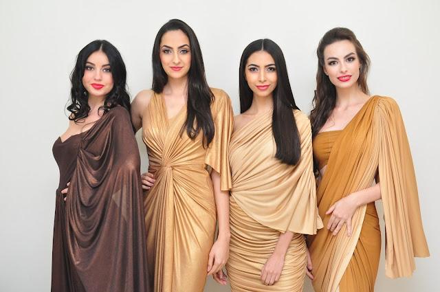 Tollywood Actress Dhanya Balakrishna launches Franchise Salon at Kompally (Anoos)