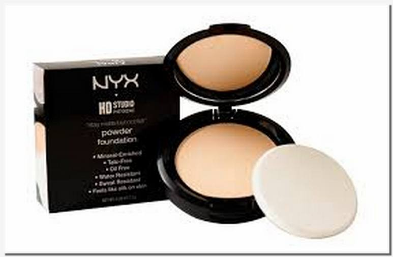 best powder foundation for oily skin large pores