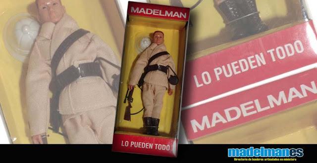 www.madelman.es - Una idea que se quedó en proyecto
