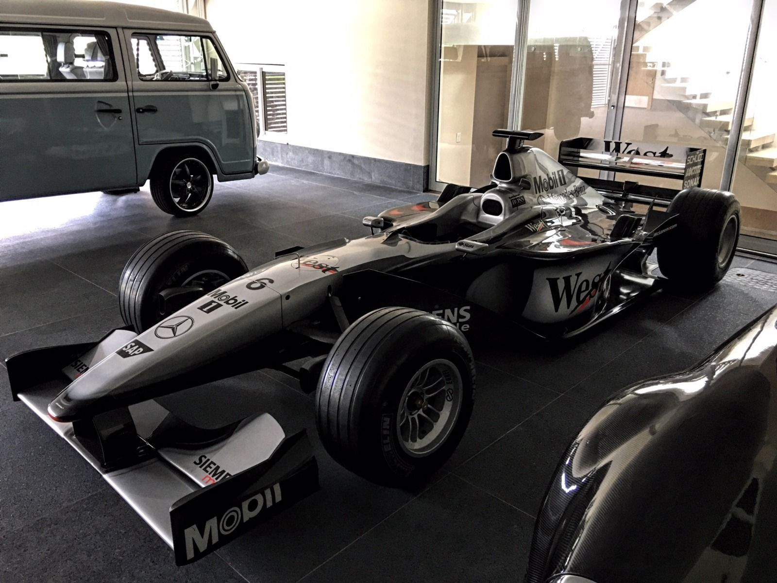 You Can Buy A 2003 McLaren Formula One Car On eBay!   Carscoops