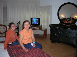 Habitación Hotel Montecarlo, Santiago de Chile, Chile, vuelta al mundo, round the world, La vuelta al mundo de Asun y Ricardo