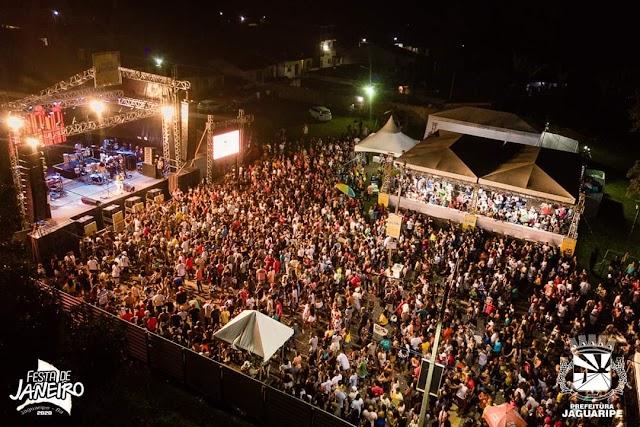 JAGUARIPE: Festa de Janeiro superou todas as expectativa de Público e organização