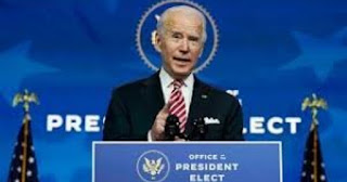 "his first 100 days, ""the goal will be five days a week"" classes or close to it especially for K-8 students,Joe Biden"