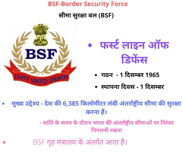 Full form of BSF