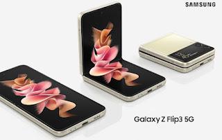 Galaxy Z Flip3 5G in Hindi