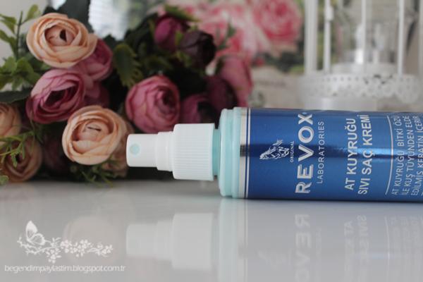 Revox Atkuyruğu Sıvı Saç kremi