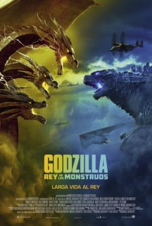 Brutal nuevo avance de Godzilla: Rey de los Monstruos