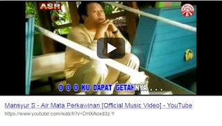 Download Lagu Mansyur S -Lagu Mansyur S mp3-Mansyur S Air Mata Perkawinan mp3