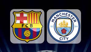 موعد مباراة برشلونة ومانشستر سيتي والقنوات الناقلة للمباراة