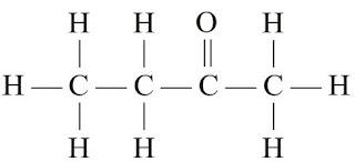 Butanone Structure