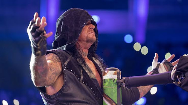 The Undertaker's net worth