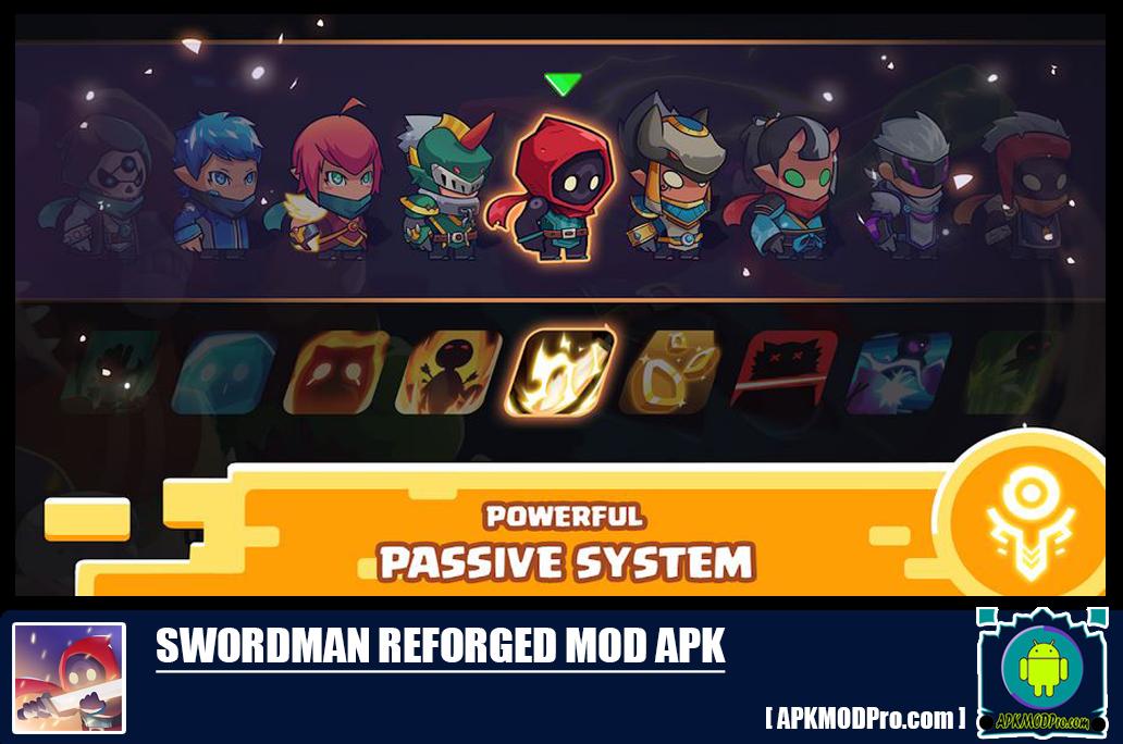 Download Swordman Beforged MOD APK