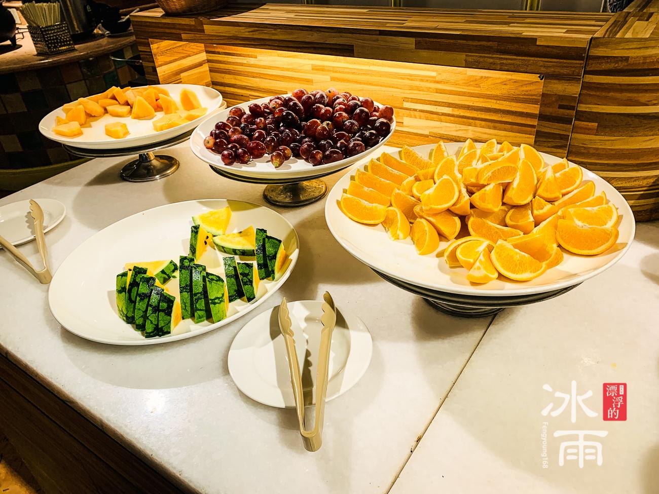 陽明山天籟溫泉會館|早餐菜色|咖啡奶茶
