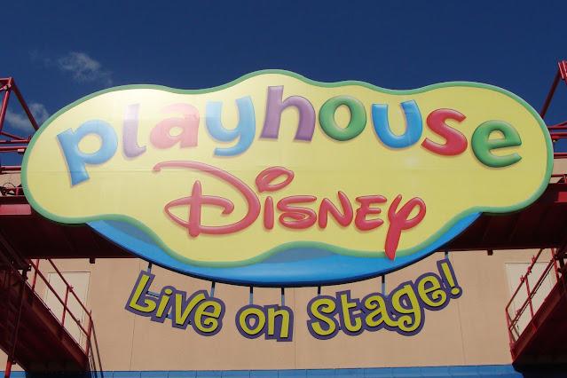 Playhouse Disney Live On Stage Entrance Disney MGM Studios