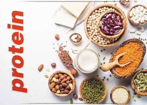 أضرار تناول كمية عالية من البروتين