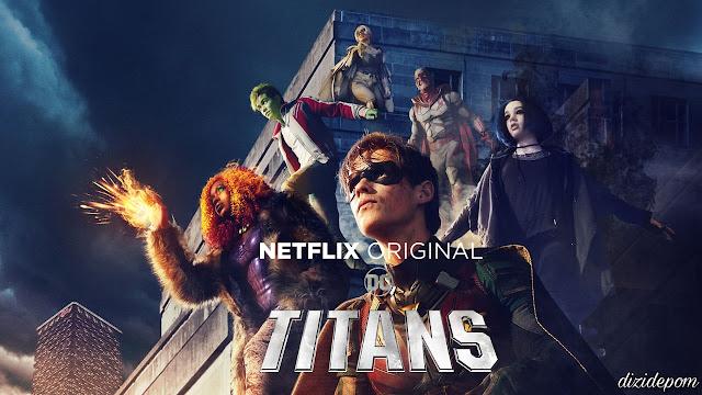 Titans Dizisi İndir