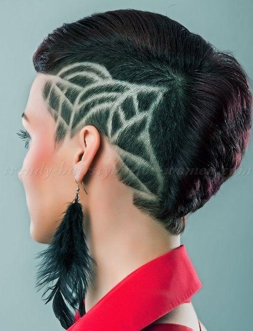 Awesome Hair Tattoo Ideas The Haircut Web