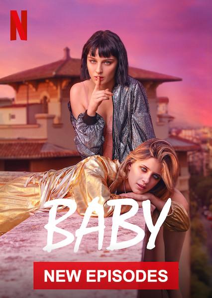 Baby (2019) Temporarada 2 NF WEB-DL 1080p Latino