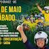 Por defesa dos direitos constitucionais, ao trabalho e por Bolsonaro Capitão mobiliza motociclistas