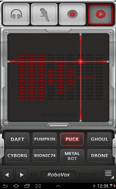 حمل  تطبيق RoboVox Voice Changer Pro مجانا Download Free