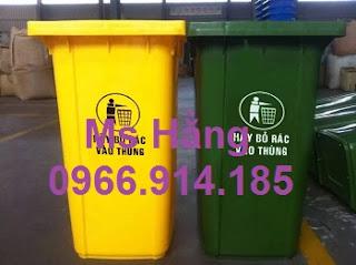 Thùng rác đường phố công cộng,thùng rác khu phố,thùng rác có nắp