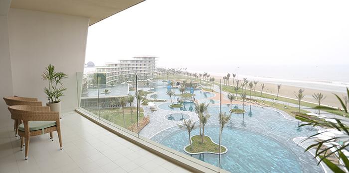 Phòng Studio Suite FLC Luxury Hotel Sầm Sơn 02