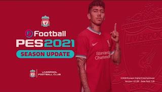 4 Team Graphic Menu Mod PES 2021