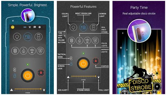 Amazing Flashlight Premium Apk