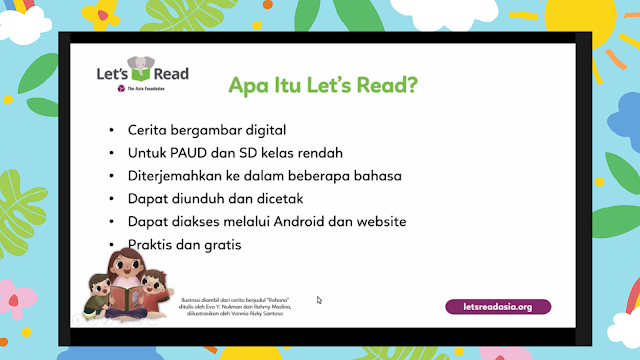 lets read indonesia